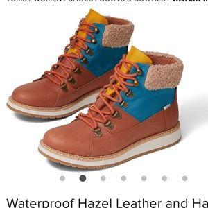 TOMS Mesa Waterproof boots 7.5